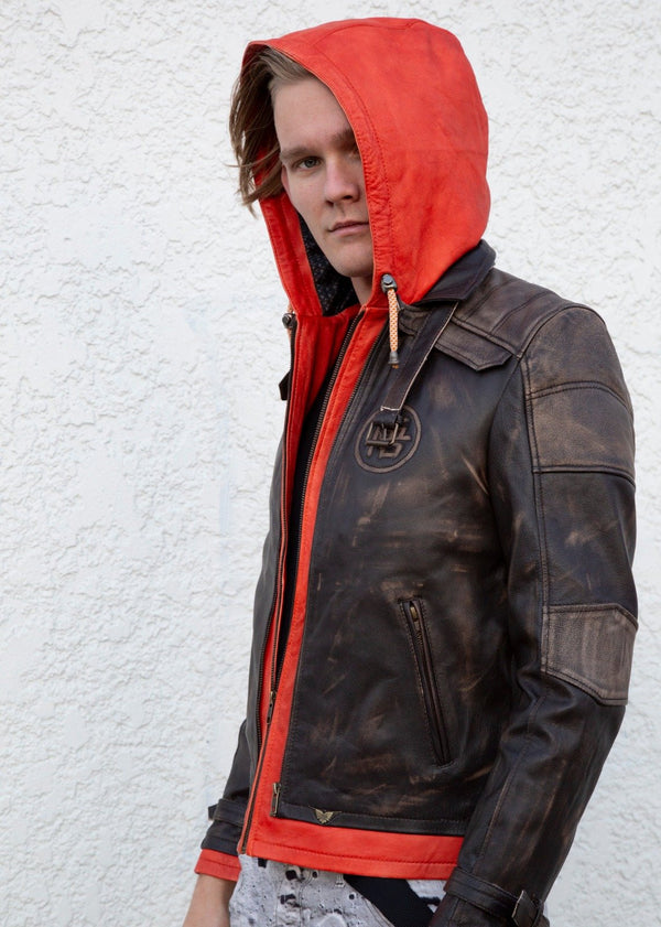 Buy Goku Jacket Luca Designs Leather Jacket