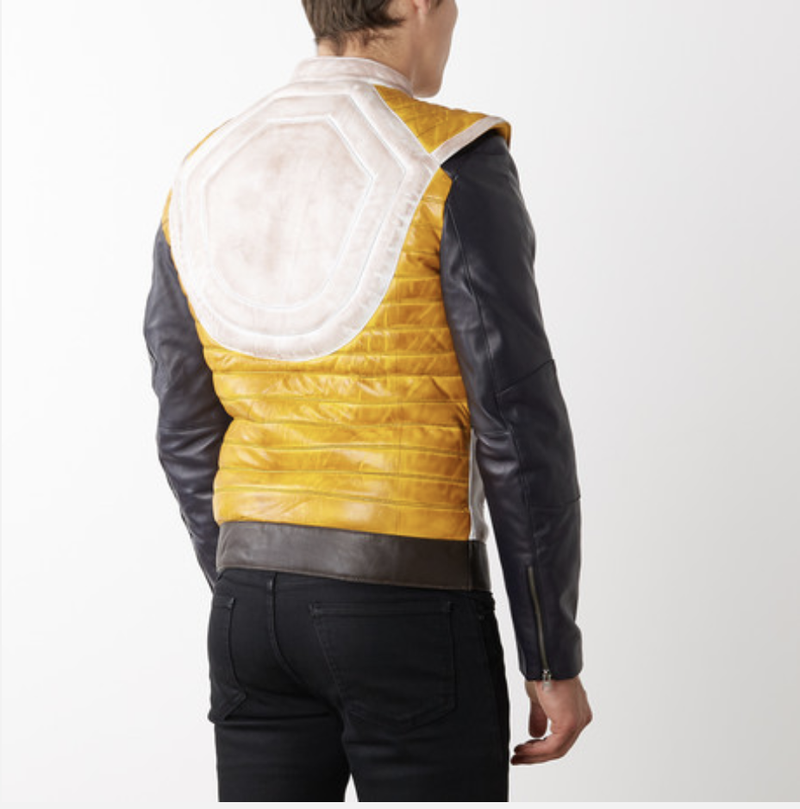 Mens Dragon Ball Z Vegeta Jacket