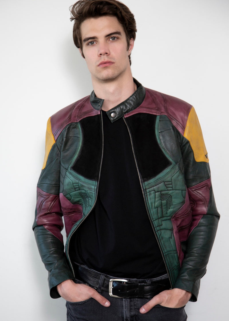 Mandalorian Boba Fett Star Wars Leather Jacket