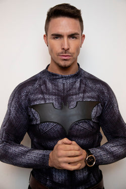 Buy Mens Batman Shirt Under Armor Compression DC Comics