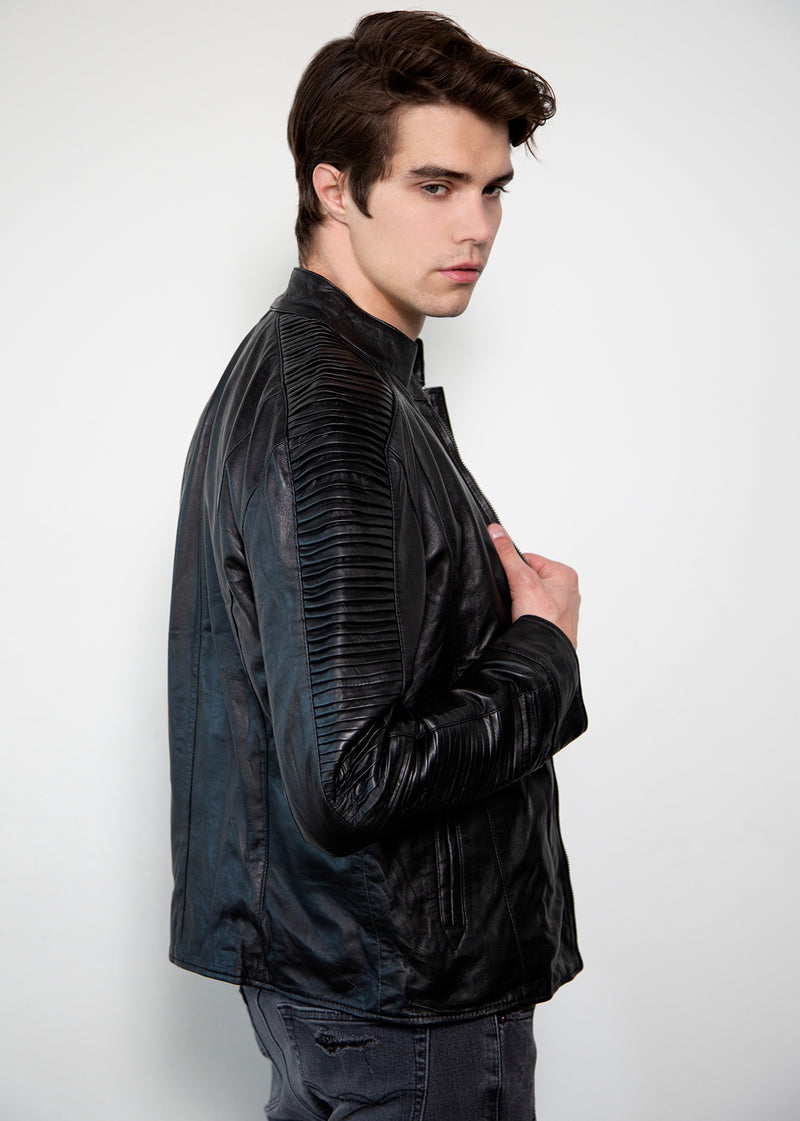 Skywalker Dark Side Limited Edition Leather Jacket