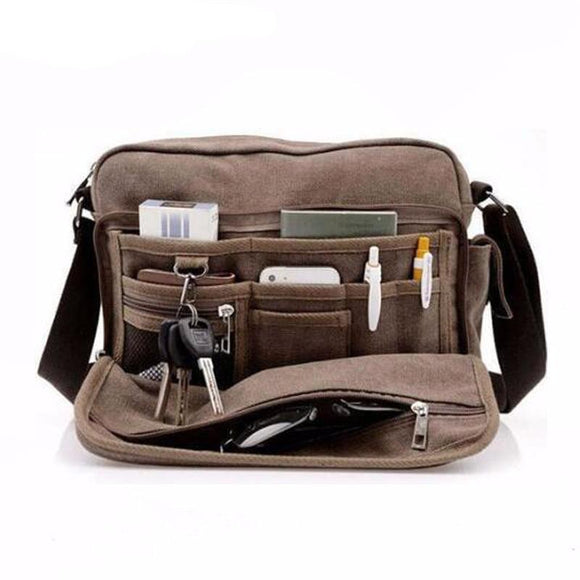 Sac DIGITAL NOMAD messenger multi-fonction