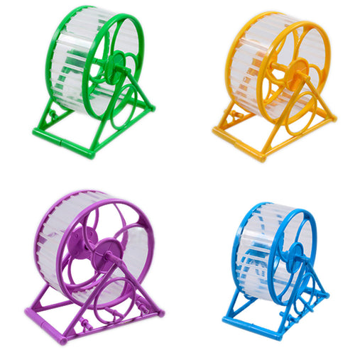 Colorful Exercise Wheel
