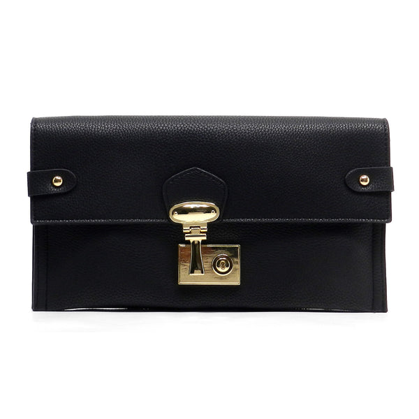 Fashion Clutch [3047-BLACK]