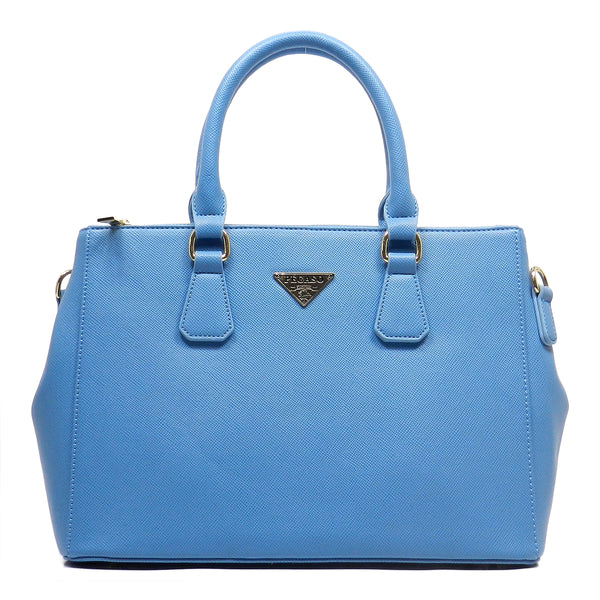 PEGASO Top Handle Satchel [SB2611-SKY BLUE]