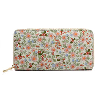 Printed Zip Around Wallet [GWT99-1959-C#1]