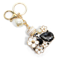 Keychain [KEY82-0946AT3-BLACK]