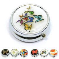 Butterfly Pill Case [VMPC10-ASSORTED]