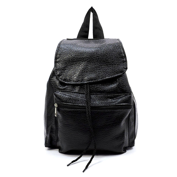 Fashion Backpack [BA0011 BLACK]