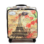 Fashion 4-Wheeled Luggage [HL00283 MULTI]