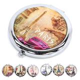CM404VM COMPACT MIRROR 12PCS SET - EIFFEL TOWER