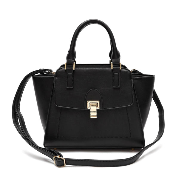 Fashion Satchel [DH219-BLACK]