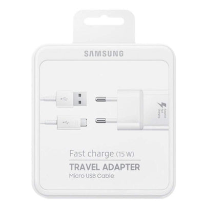Chargeur original samsung Micro USB - Fast Charge 15W