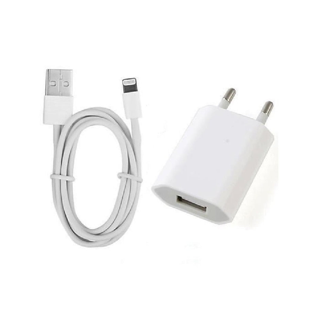 Original Apple lightning to usb cable  - 5W usb power adapter