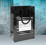 (sku761) flexible colors goody bag | welcome bags | mitzvah birthday favor bag - Best Welcome Bags