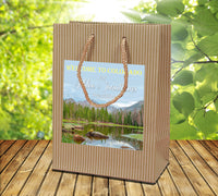(sku504) Colorado Rocky Mountain Wedding Welcome Bags | Best Welcome Bags