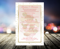 (sku642) Mickey Mouse Disney wedding stationery | party invitation | itinerary | welcome - Best Welcome Bags