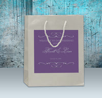 (sku223) Any color design Welcome Bag | hotel guest gift bags | Wedding favors