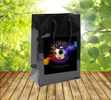 personalized soccer birthday bar mitzvah goody favor gift bag