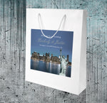 Pick your favorite NY New York wedding welcome bag multi option