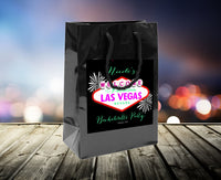 Las Vegas Bachelorette or birthday party welcome bag