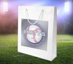 Baseball bar mitzvah birthday welcome or goody bag party favor