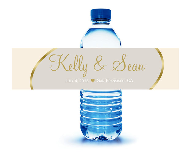 (sku495) San Francisco sticker | Water bottle label | Golden Gate Bridge labels - Best Welcome Bags