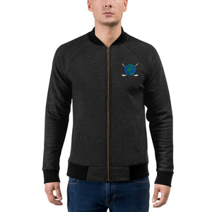 Fancy Forechecker Bomber Jacket