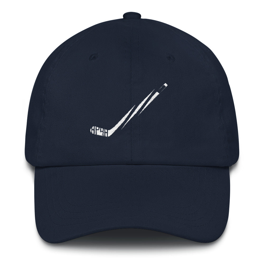 Toe Drag Tony (WHITE) Dad hat