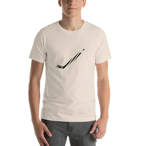 Toe Drag Tony Short-Sleeve Unisex T-Shirt