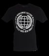 Blakout World-Wide Tee (Black)