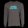Blakout New York Long Sleeve (Charcoal)