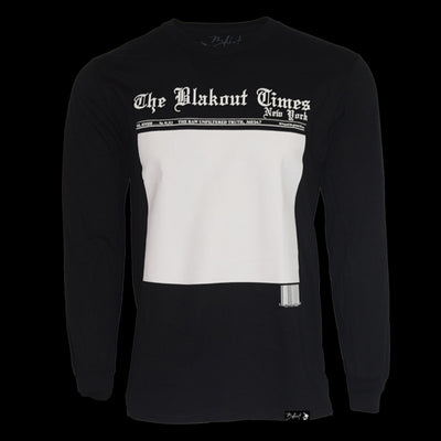 The Blakout Times Long Sleeve (Black)