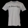 The Blakout Times Tee (Gray)