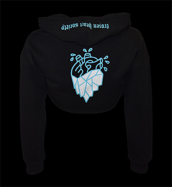 Womens F.H.S. High-Crop Hoodie