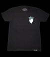 Frozen Heart Society Tee (Black)