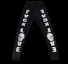 FVCK LOVE Leggings