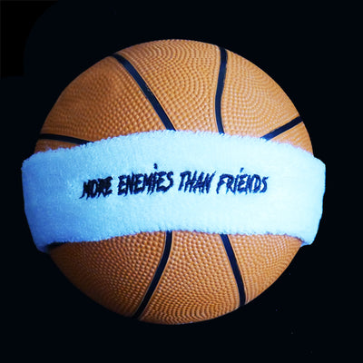 More Enemies Than Friends Sweatband