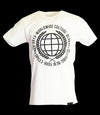 Blakout World-Wide Tee (White)