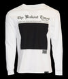 The Blakout Times Long Sleeve (White)