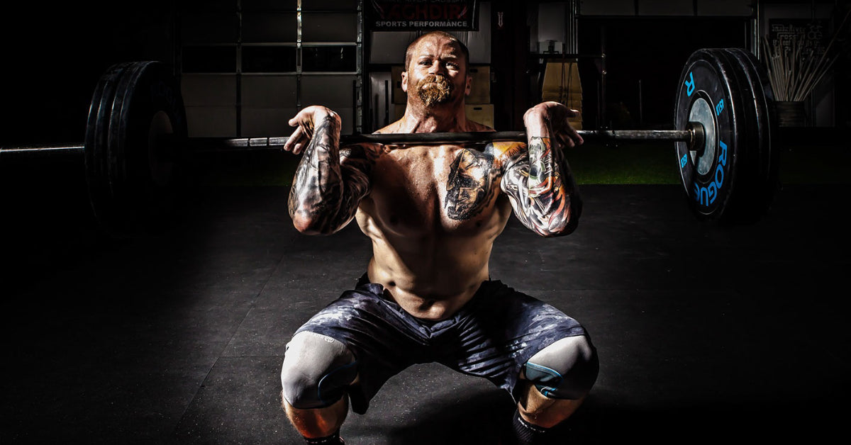 hair loss from excess weightlifting