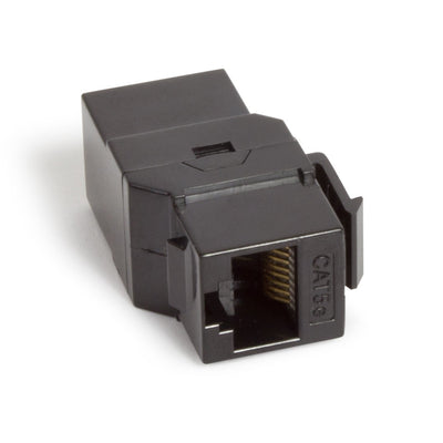 Lew Electric L310-110BK Cat5e Black Keystone Jack
