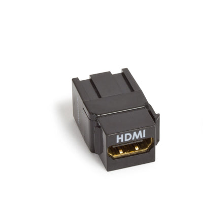 Lew Electric L310-HDMI-BK HDMI Black Keystone Jack