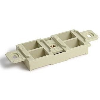 Lew Electric RRP-2-PQ 4 Keystone Port Plate - Ivory