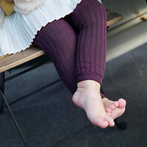 Footless tights - In 6 colours - westcoastmocs