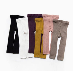 Footless tights - In 6 colours