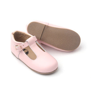 Mary Jane Hard Sole - Pink