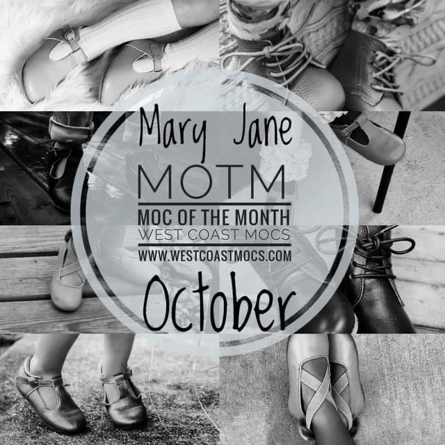 MARY JANE Moc of the Month - October