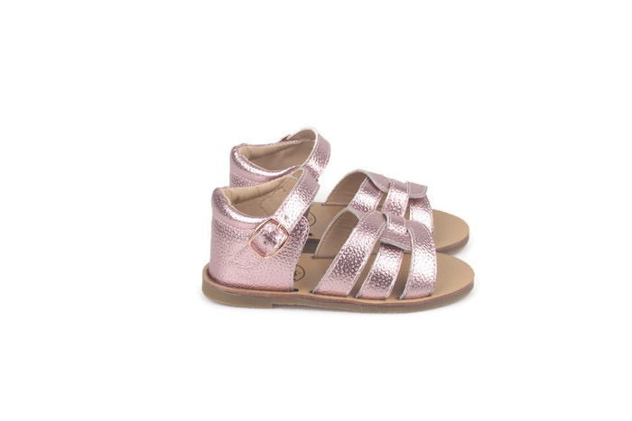 Sandal Hard Sole - Rosé