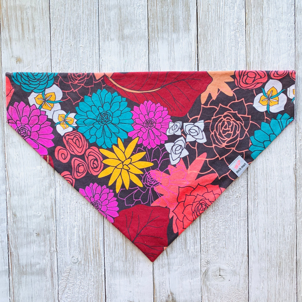 Autumn Bloom Bandana